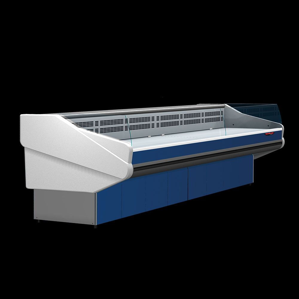 Espositore refrigerato salina plus self